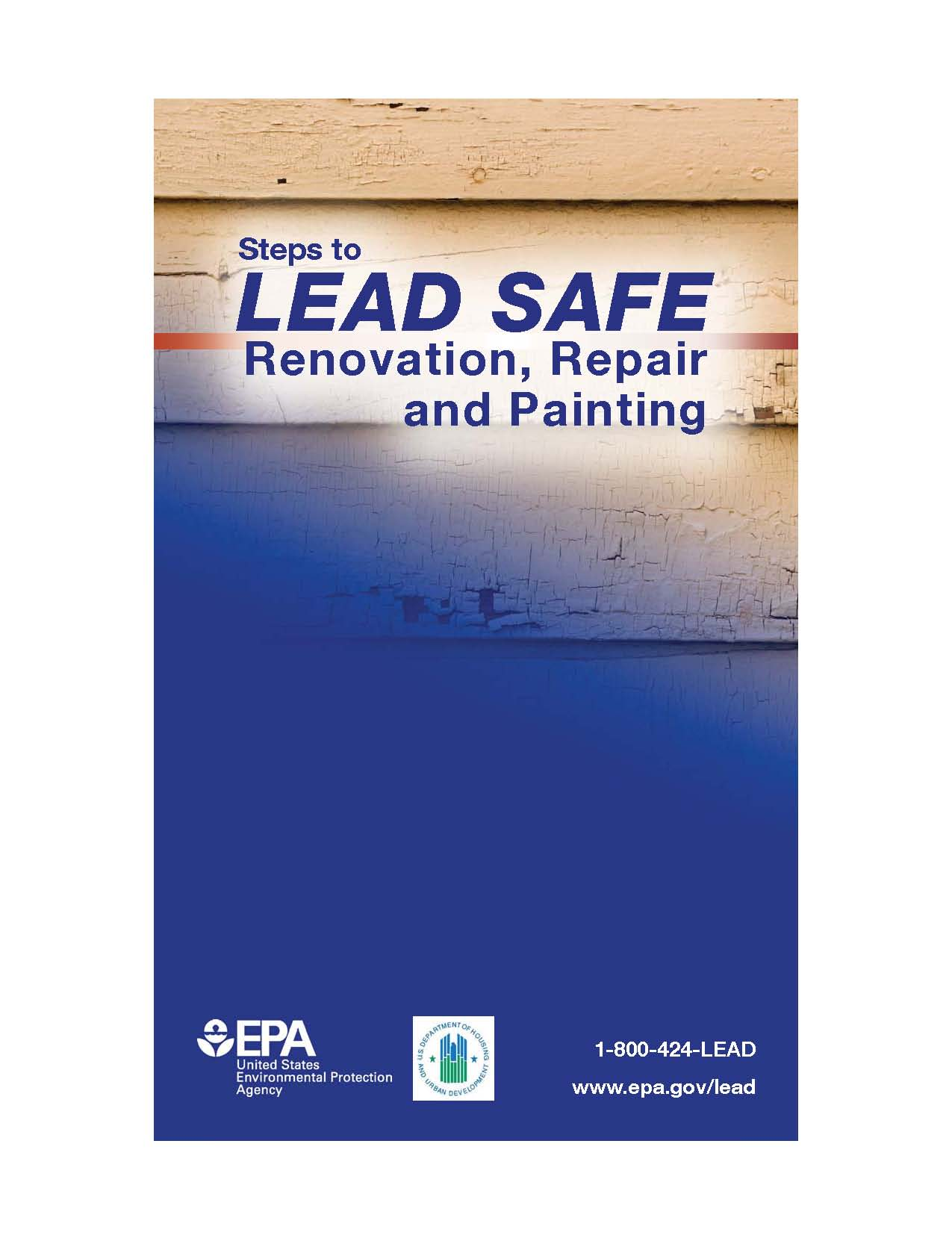 EPA Lead Certification - Brochures & Resources